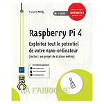 ENI Editions - Raspberry Pi 4 : Exploitez tout le potentiel de votre nano-ordinateur