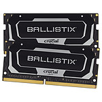 Ballistix SO-DIMM DDR4 32 GB (2 x 16 GB) 2400 MHz CL16