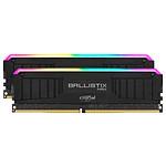 Ballistix Max RGB 32 Go (2 x 16 Go) DDR4 4000 MHz CL18