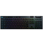 Logitech G915 Lightspeed Carbone (Tactile Version)