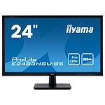 "iiyama 24"" LED - ProLite E2483HSU-B5"