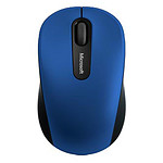Microsoft Bluetooth Mobile Mouse 3600 Bleu