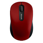 Microsoft Bluetooth Mobile Mouse 3600 Rouge