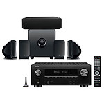 Denon AVR-X3600H Noir + Focal Pack Cinema+