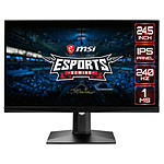 "MSI 24.5"" LED - Optix MAG251RX"