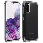 Akashi Coque TPU Angles Renforcés Samsung Galaxy S20