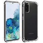 Akashi Coque TPU Angles Renforcés Samsung Galaxy S20+