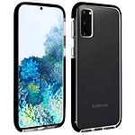 Akashi Coque TPU Ultra Renforcée Noire Samsung Galaxy S20+