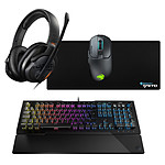 ROCCAT Ultimate Pack (Noir)