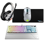 ROCCAT Ultimate Pack (Blanc)