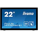 "iiyama 21.5"" LED Tactile - ProLite T2235MSC-B1"
