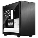 Fractal Design Define 7 TG Clear Negro/Blanco