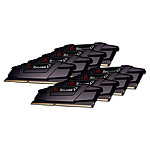 G.Skill RipJaws 5 Series Negro 64 GB (8 x 8 GB) DDR4 3600 MHz CL14