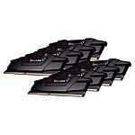 G.Skill RipJaws 5 Series Noir 256 Go (8 x 32 Go) DDR4 2666 MHz CL19