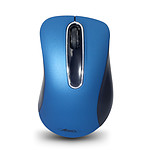 Advance Shape 3D Wireless Mouse (bleu)