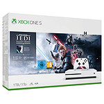 Microsoft Xbox One S (1 To) + Star Wars Jedi : Fallen Order