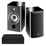 SONOS Amp + Focal Aria 906 Black High Gloss