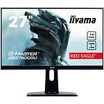 "iiyama 27"" LED - G-MASTER GB2760QSU-B1 Red Eagle"