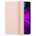 "Apple iPad Pro 12.9"" (2020) Smart Folio Rose des sables"