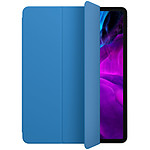 "Apple iPad Pro 12.9"" (2020) Smart Folio Bleu surf"
