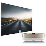 BenQ W1600UST + Lumene Movie Palace UHD 4K Extrabright 240C