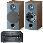 Magnat MC 200 + Focal Chora 806 Dark Wood