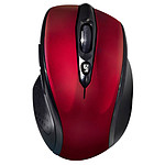 Advance Shape 6D Wireless Mouse (rouge)