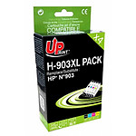 UPrint H-903XL BK/C/M/Y Pack