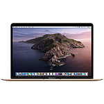 "Apple MacBook Air (2020) 13"" avec écran Retina Or (MVH52FN/A Z0XA_8)"