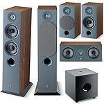 Focal Chora 816 HCM 5.1 Dark Wood