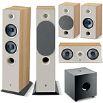 Focal Chora 816 HCM 5.1 Light Wood