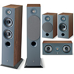 Focal Chora 816 HCM 5.0 Dark Wood