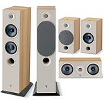Focal Chora 816 HCM 5.0 Light Wood