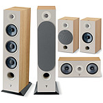 Focal Chora 826 HCM 5.0 Light Wood