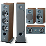Focal Chora 826 HCM 5.0 Dark Wood