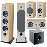 Focal Chora 826 HCM 5.1 Light Wood