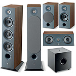 Focal Chora 826 HCM 5.1 Dark Wood