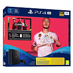 Sony PlayStation 4 Pro (1 To) + FIFA 20