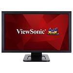 "ViewSonic 23.6"" LED Tactile - TD2421"