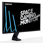 "Samsung 31.5"" LED - Monitor Espacial S32R750Q"