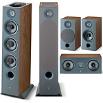 Focal Chora 826D HCM 5.0.2 Dark Wood