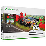 Microsoft Xbox One S (1 To) + Forza Horizon 4 + DLC Lego Speed Champions