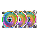 Thermaltake Riing Quad 12 RGB Radiator Fan White TT Premium Edition