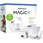 devolo Magic 1 WiFi mini - Kit de démarrage
