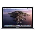 """Apple MacBook Pro (2020) 13"""" avec Touch Bar Argent (MXK62FN/A)"""