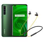 Realme X50 Pro Vert (12 Go / 256 Go) + Wireless Buds OFFERTS !