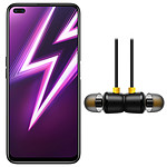 Realme 6 Pro Rouge Foudroyant (8 Go / 128 Go) + Buds 2 OFFERTS !