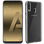 Samsung Galaxy A20e Black Akashi Clear Shell