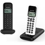 Alcatel D285 Voice Duo Blanc et Noir