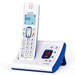Alcatel F630 Voice Bleu